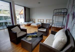6 Bed Dorm - Heart of Gold Hostel Berlin