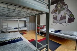 Dorm Vogon - Heart of Gold Hostel Berlin