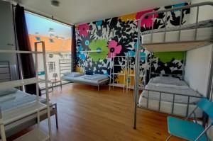 4 Bed Dorm - Heart of Gold Hostel Berlin