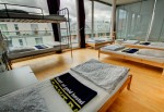 Super Dorm - with terrace - Heart of Gold Hostel Berlin