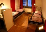 Twin Room with shower - Heart of Gold Hostel Berlin