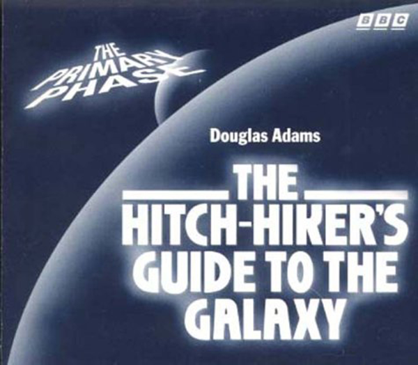 a review of the hitchhikers guide to the galaxy by douglas adams and eoin colfer Daria42 writes an early review of part of the eoin colfer-penned sequel to douglas adams's hitchhikers' guide to the galaxy series has panned the book as not being.