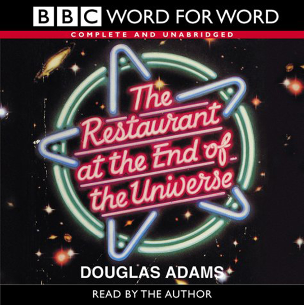 The Restaurant at the End of the Universe - Audio