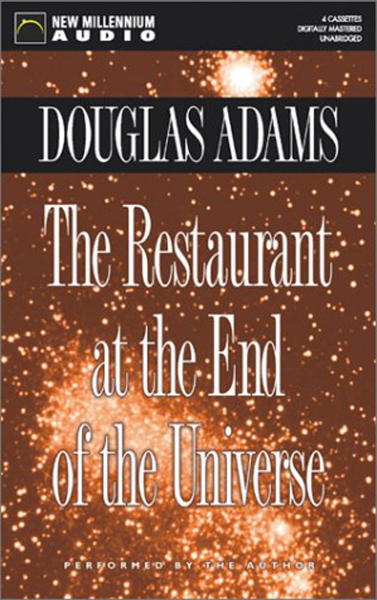 The Restaurant at the Ende of the Universe - Audio