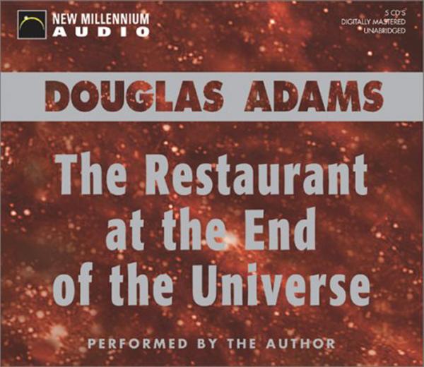 El restaurante del fin del mundo - audiolibro