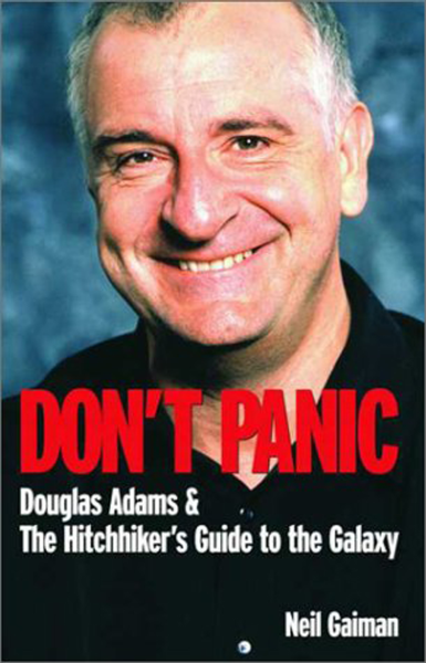 Douglas Adams and the Hitchhikers Guide