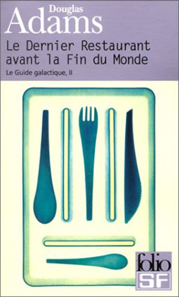 El restaurante del fin del mundo - francés