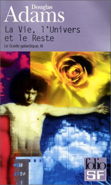 La vida, el universo y todo lo demás - francés