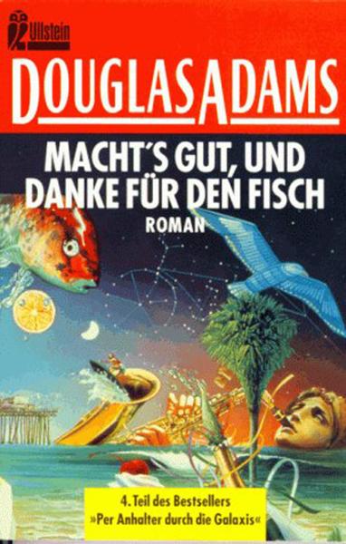 Hasta luego, y gracias por el pescado - alemán