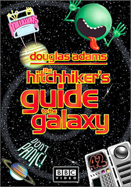 The Hitchhikers Guide -Video