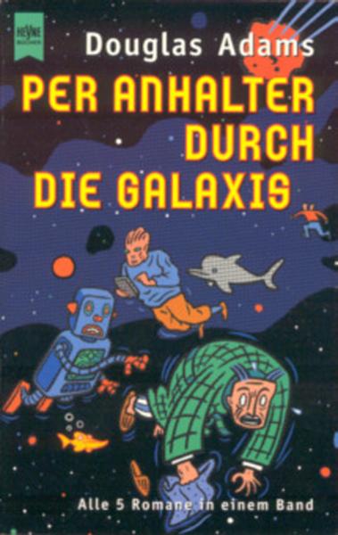 Guía del autoestopista galáctico - alemán