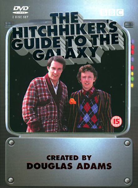 Guía del autoestopista galáctico - DVD serie