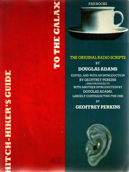 The Hitchhikers Guide - Radio Scripts