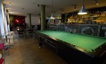Reception Pool Table - Heart of Gold Hostel Berlin