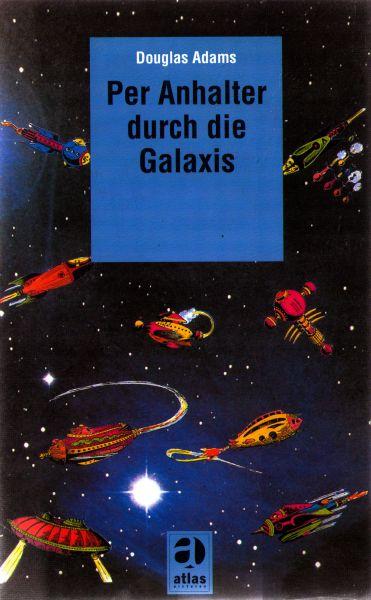 Guía del autoestopista galáctico - video - alemán
