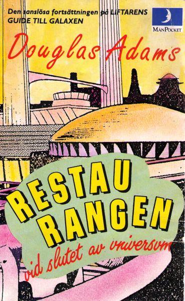 El restaurante del fin del mundo - sueco