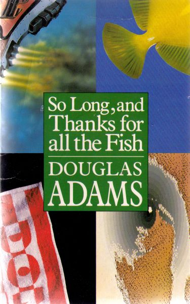 So long and thanks for all the fish heart of gold for Thanks for all the fish
