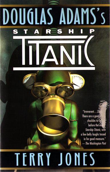Starship Titanic - libro