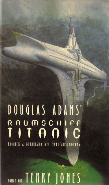 Starship Titanic - libro- alemán
